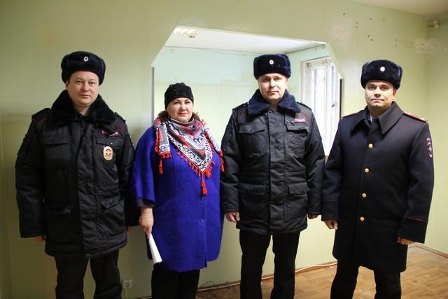 chov-police novyi punkt