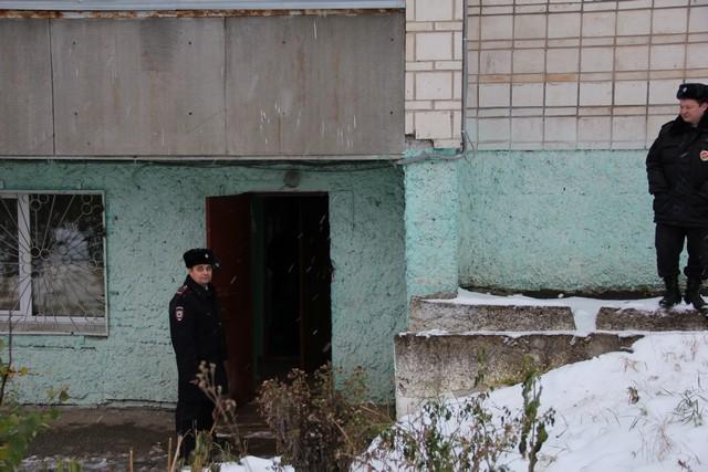 chov-police staryi punkt